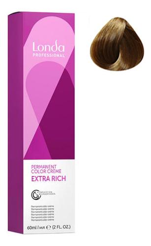 Купить Крем-краска для волос Londacolor 60мл: 7/3 Блонд золотистый, Londa Professional