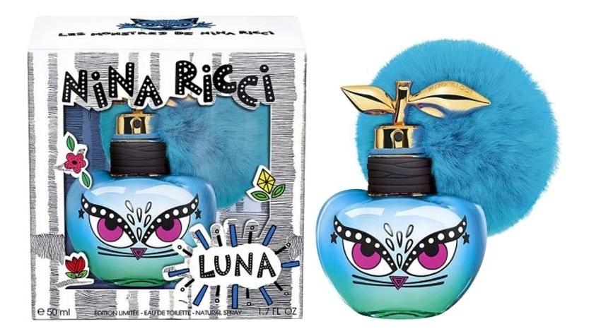 Nina Ricci Les Monstres De Nina Ricci Luna: парфюмерная вода 50мл nina ricci водолазки