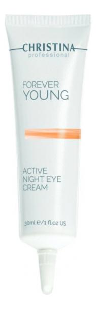 Ночной крем для кожи вокруг глаз Forever Young Active Night Eye Cream 30мл