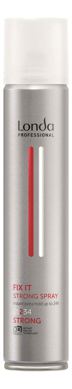 Купить Лак для волос Fix It Strong Spray: Лак 500мл, Londa Professional