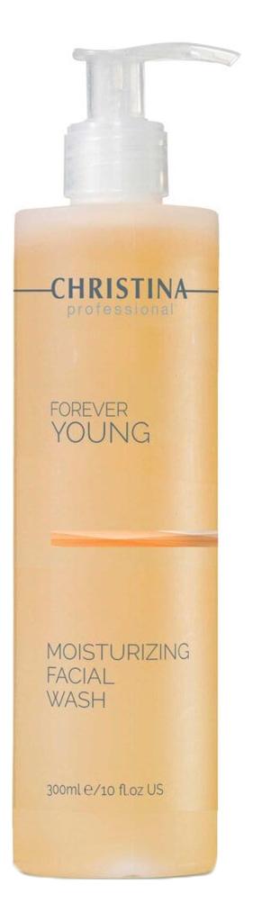 Увлажняющий гель для умывания Forever Young Moisturizing Facial Wash 300мл