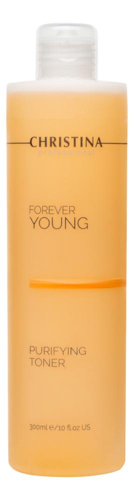цена на Очищающий тоник для лица Forever Young Purifying Toner 300мл