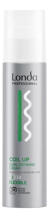 Крем для формирования локонов волос Coil Up Curl Defining Cream 200мл