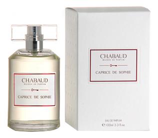 Chabaud Maison de Parfum Caprice De Sophie: парфюмерная вода 100мл
