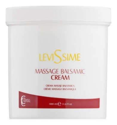 Массажный крем для тела Massage Balsamic Cream: Крем 1000мл крем климатозол