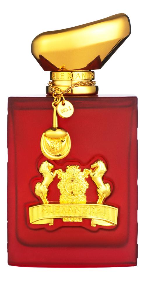 Купить Alexandre J. Oscent Rouge: парфюмерная вода 2мл