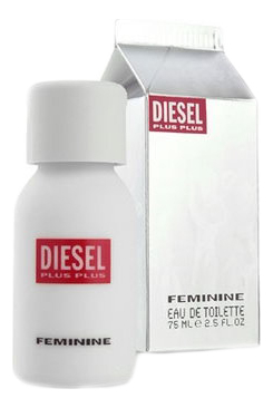 Diesel Plus Plus Feminine: туалетная вода 75мл diesel plus plus feminine туалетная вода 75мл
