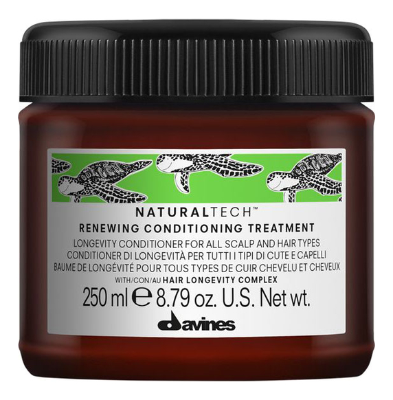 Кондиционер для волос Natural Tech Renewing Conditioning Treatment 250мл фото