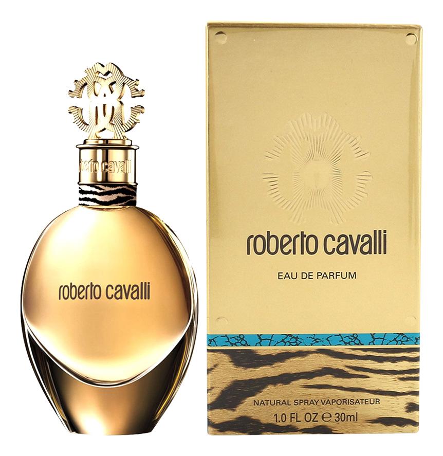 Фото - Roberto Cavalli Eau de Parfum 2012: парфюмерная вода 30мл roberto cavalli nero assoluto парфюмерная вода 5мл