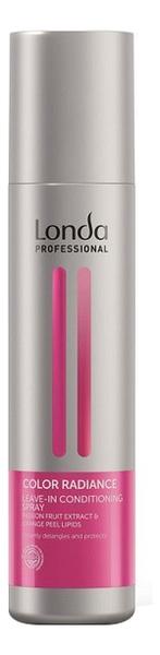 Несмываемый спрей-кондиционер для окрашенных волос Color Radiance Leave-In Conditioning Spray 250мл недорого