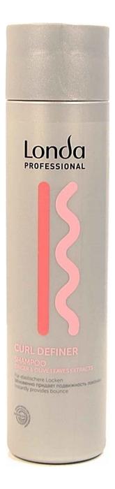 Шампунь для кудрявых волос Curl Definer Shampoo 250мл фото