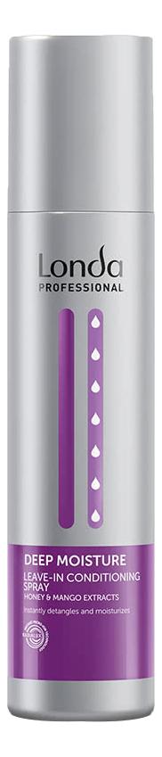 Купить Несмываемый спрей-кондиционер для волос Deep Moisture Leave-In Conditioning Spay 250мл, Londa Professional