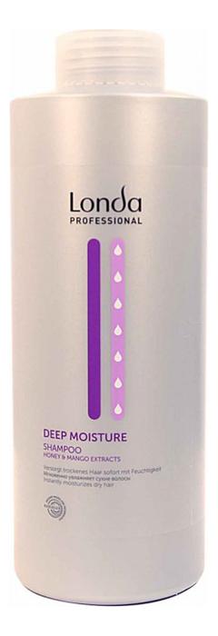Купить Шампунь для волос Deep Moisture Shampoo Honey & Mango Extracts: Шампунь 1000мл, Шампунь для волос Deep Moisture Shampoo Honey & Mango Extracts, Londa Professional