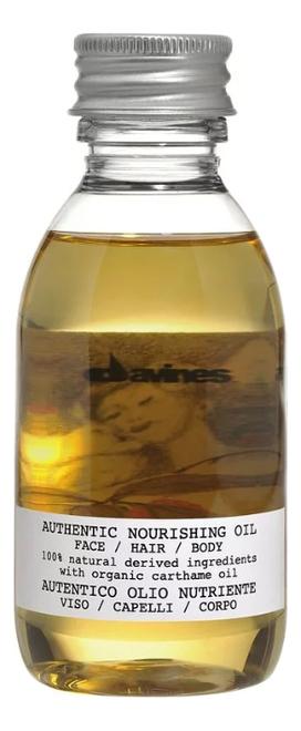Купить Универсальное питательное масло Authentic Nourishing Oil Face Hair Body 140мл, Davines