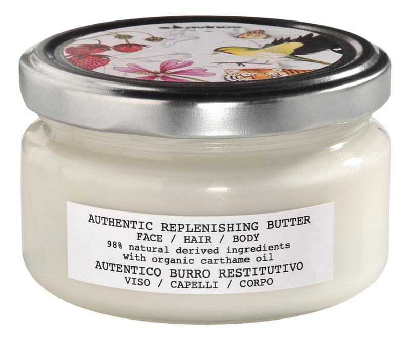 Купить Универсальное восстанавливающее масло Authentic Replenishing Butter Face/Hair/Body 200мл, Davines