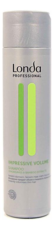 Купить Шампунь для объма волос Impressive Volume Shampoo: Шампунь 250мл, Londa Professional