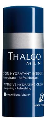 Купить Интенсивно-увлажняющий крем для лица Men Soin Hydratant Intense 50мл, Thalgo