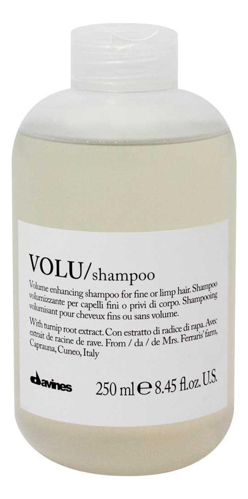 Купить Шампунь для придания объема волосам Volu Shampoo: Шампунь 250мл, Davines