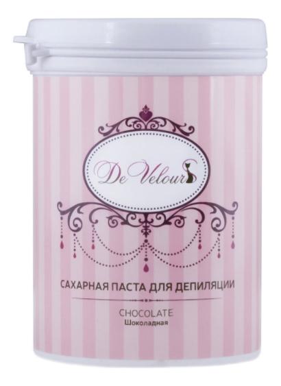 Купить Сахарная паста для депиляции Шоколадная Chocolate: Паста 330г, De Velours