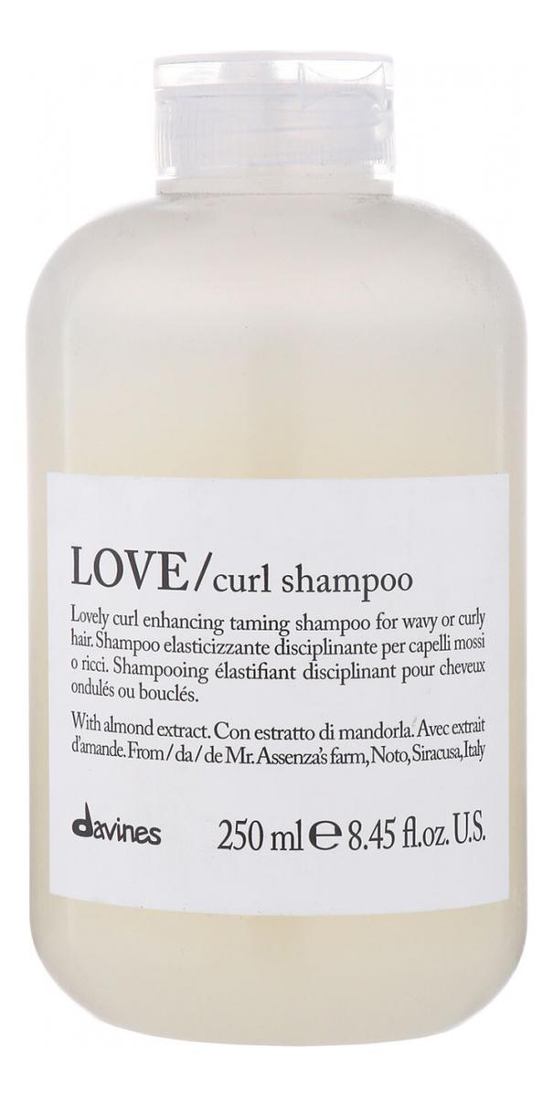Купить Шампунь для усиления завитка волос Love Curl Shampoo: Шампунь 250мл, Davines