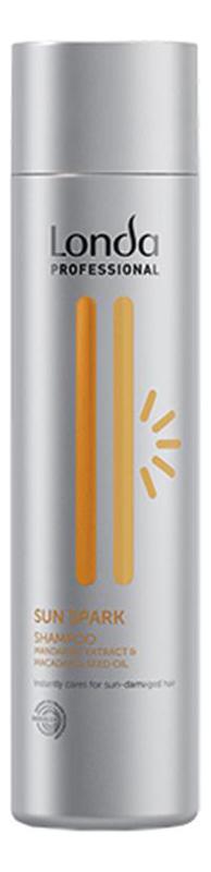 Солнцезащитный шампунь для волос Sun Spark Shampoo 250мл