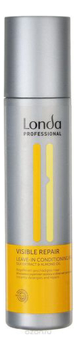 Купить Несмываемый бальзам-кондиционер для поврежденных волос Visible Repair Leane-In Conditioning Balm 250мл, Londa Professional