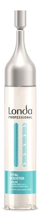 Купить Укрепляющая сыворотка для волос Scalp Vital Booster Serum Caffeine & Menthol 6*9мл, Укрепляющая сыворотка для волос Scalp Vital Booster Serum Caffeine & Menthol 6*9мл, Londa Professional