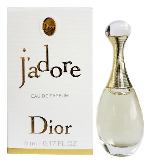 J'adore: парфюмерная вода 5мл недорого