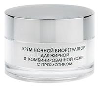 Крем ночной биорегулятор для лица Phytocosmetics Optimal Sebokontrol 50мл kora phytocosmetics крем ночной биорегулятор для лица для жирной и комбинированной кожи 50 мл