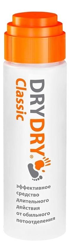 Купить Средство длительного действия от обильного потоотделения для лица и тела Classic 35мл, Dry Dry