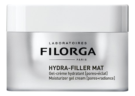 Гель-крем для лица Hydra-Filler Mat Moisturizer Gel Cream 50мл гель крем для лица alpha homme genwood hydro 50мл