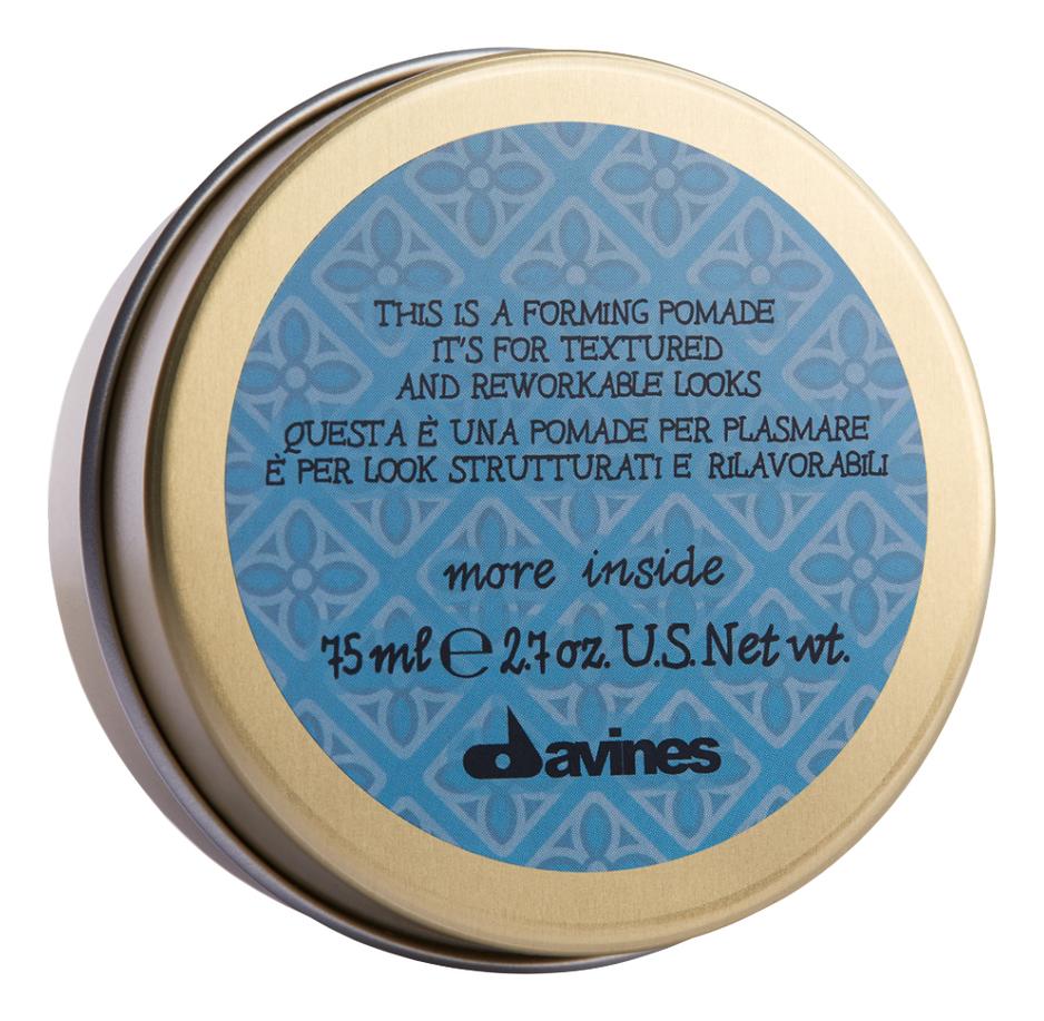 Купить Моделирующая помада для волос More Inside 75мл, Davines