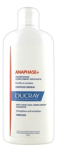 Шампунь для волос Anaphase+ Shampooing: Шампунь 400мл ducray неоптид лосьон от выпадения волос для мужчин 100 мл