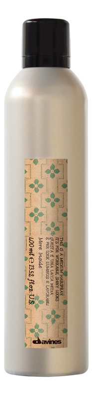 Купить Лак для волос More Inside Medium Hold Hair-Spray 400мл, Davines