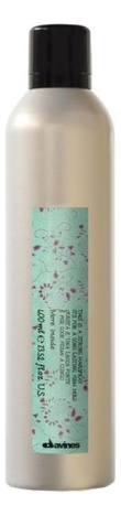 Купить Лак для волос More Inside Strong Hold Hair-Spray: Лак 400мл, Davines