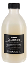 Davines Шампунь для волос Oi Absolute Beautifying Shampoo