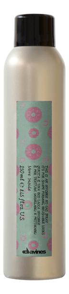 Купить Лак для волос More Inside Invisible No Gas Spray 250мл, Davines