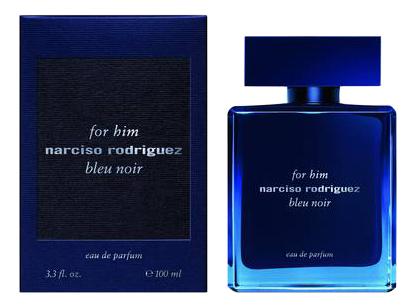 Narciso Rodriguez Bleu Noir For Him 2018 : парфюмерная вода 100мл цена 2017