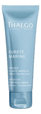 Thalgo Очищающая маска для лица с экстрактом каолина Purete Marine Absolute Purifying Mask 40мл
