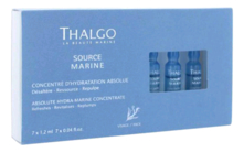 Thalgo Концентрат для лица Source Marine Concentre D`Hydratation Absolue 7*1,2мл