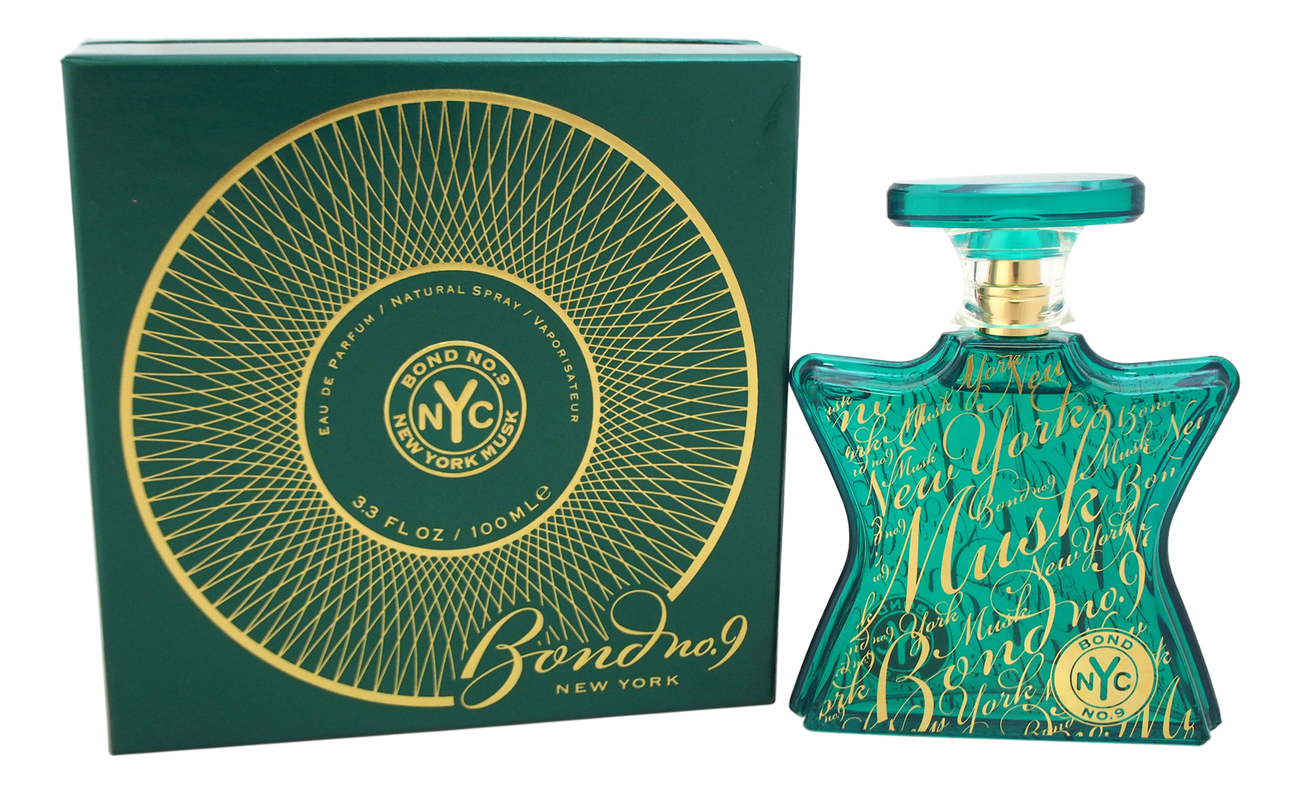 Купить York Musk: парфюмерная вода 100мл, Bond No 9
