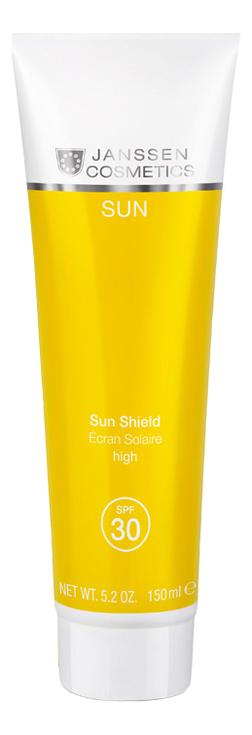 Купить Солнцезащитная эмульсия для лица и тела Sun Shield SPF30 150мл, Janssen Cosmetics
