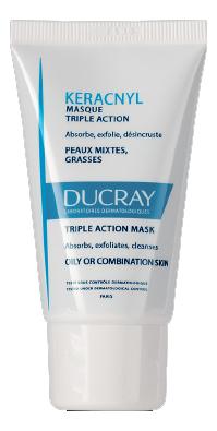 Маска для лица Keracnyl Masque 40мл ducray keracnyl gel