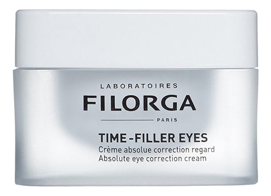 Крем для области вокруг глаз Time-Filler Eyes Absolute Eye Correction Cream 15мл filorga iso structure absolute firming cream