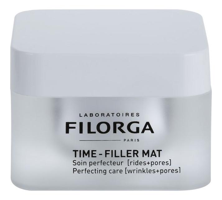 Дневной крем для лица Time-Filler Mat Perfecting Care 50мл filorga time zero купить