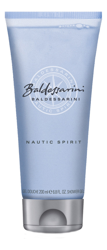 цена на Baldessarini Nautic Spirit: гель для душа 200мл