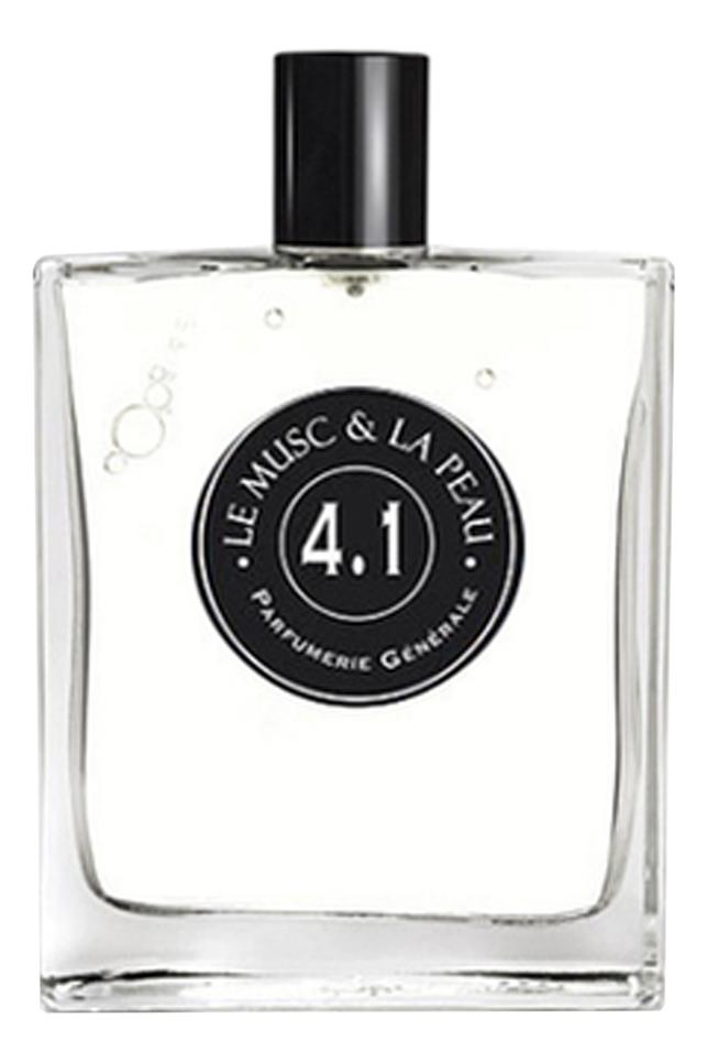 Pierre Guillaume Le Musc Et La Peau 4.1: парфюмерная вода 50мл pierre lapin activites et autocollants