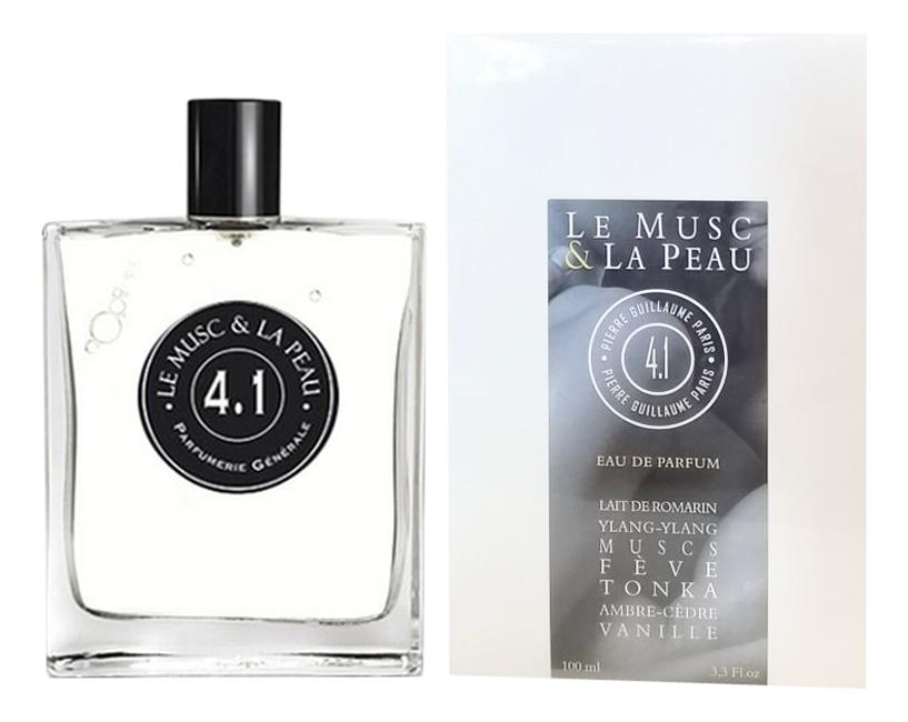 Pierre Guillaume Le Musc Et La Peau 4.1: парфюмерная вода 100мл pierre lapin activites et autocollants
