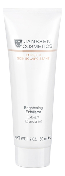Пилинг-крем для выравнивания цвета лица Fair Skin Brightening Exfoliator 50мл пилинг skin tech цена