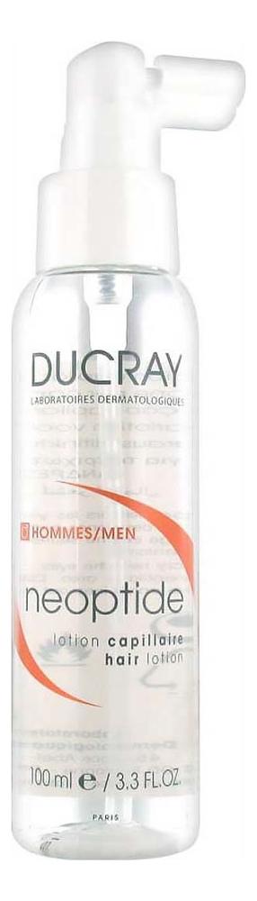 Лосьон для волос мужской Neoptide Men Lotion Copillaire Hair 100мл ducray неоптид лосьон от выпадения волос для мужчин 100 мл